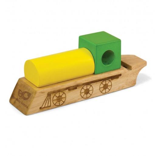 Hohner (green tones) 3776 Train Whistle