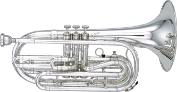 Kanstul Model 955 Bb Marching Trombone