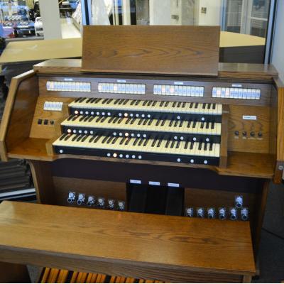 Baldwin 3 Manual Church Organ