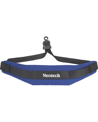 Neotech Soft Saxophone Regular Strap Royal Blue