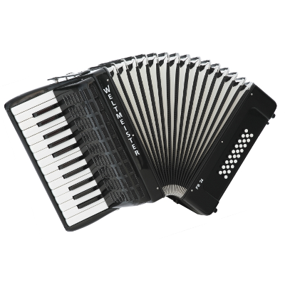 Weltmeister Freebass 26 Piano Accordion