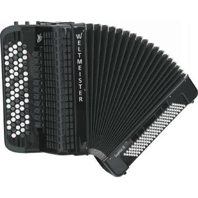 Weltmeister Supita II Button Accordion 86(49)/120(55)-IV/II-11(3)/6