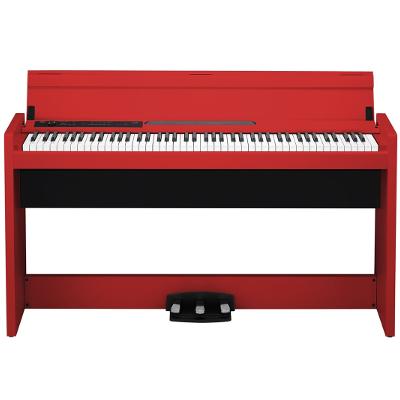 Korg LP-380 Digital Piano - Red