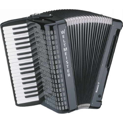 Weltmeister Multisound MSA 37 Piano Accordion