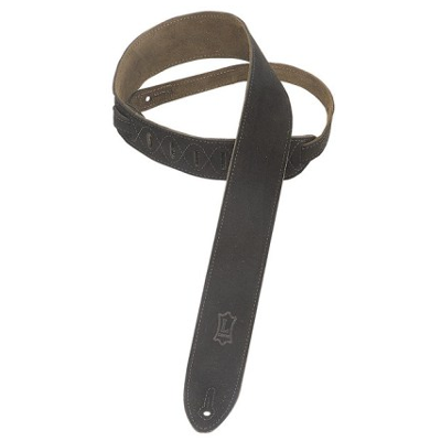 Levy's Leathers MS12 Basic Suede Guitar Strap
