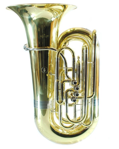 Schiller American Heritage 4/4 BBb Piston Elite Tuba
