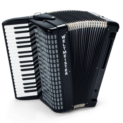 Weltmeister Basson P37 Bass Piano Accordion