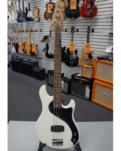 Fender® Standard Dimension™ Bass IV Electric Bass White
