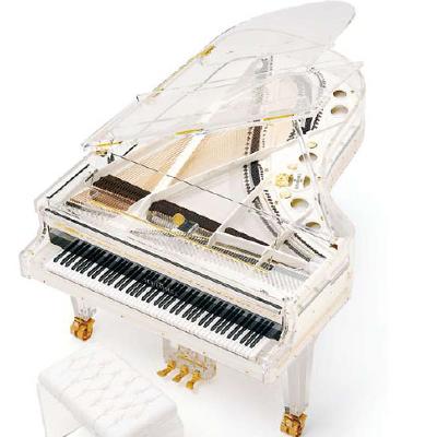Schimmel K213 Glas Grand Piano