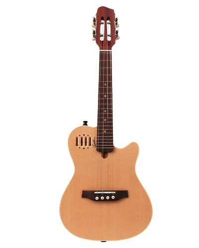 Godin 41367 Cavaquinho Natural Finish Acoustic Electric with Custom EQ