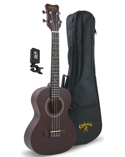 Kohala KPP-T Kohala Tenor Player's Pack with Uke, Bag, Tuner