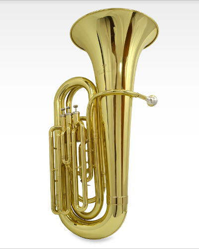 Schiller American Heritage 1/4 Piston Tuba