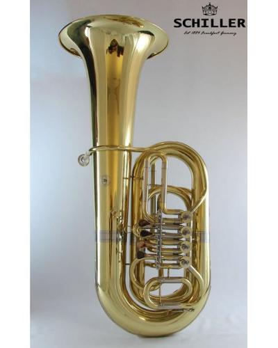 Schiller Model Double BB Tuba