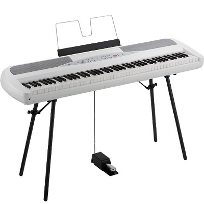 Korg SP-280 Digital Piano - White