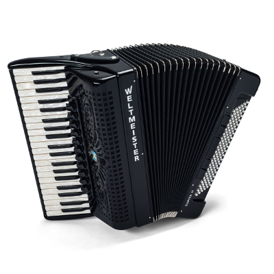 Weltmeister Supita II Piano Accordion 41/120/IV/11/5