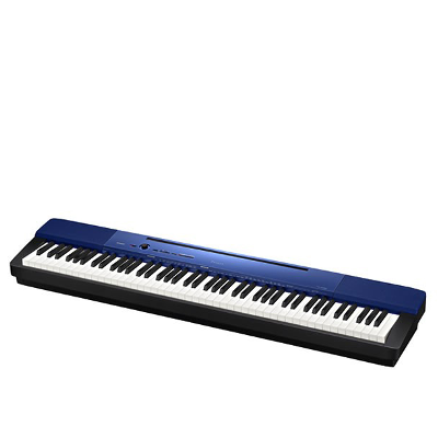Casio PXA-100BE Digital Piano - Blue