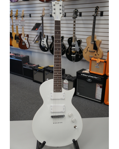 ESP LTD Ted Aguila TED - 600 Electric Guitar Snow White