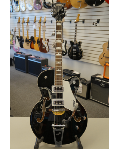 Gretsch G5420T Electromatic® Hollow Body Single-Cut with Bigsby® Electric Guitar Black