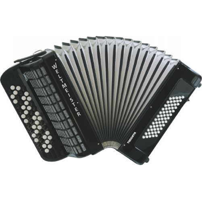 Weltmeister Toccata Button Accordion