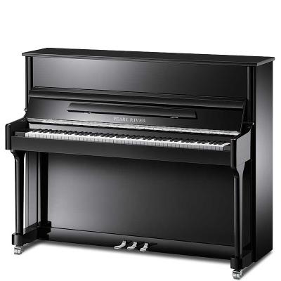 Pearl River Model EU118S Classic Studio Upright Piano