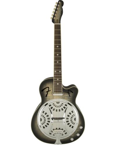 Fender® Roosevelt Resonator CE Acoustic Electric Resonator Guitar