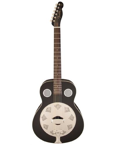 Fender® Top Hat Resonator Acoustic Guitar