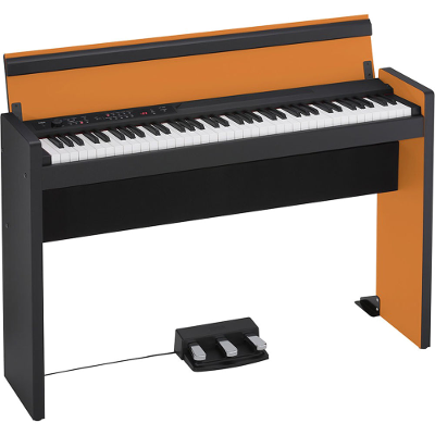 Korg LP-380 73 Key Digital Piano - Orange