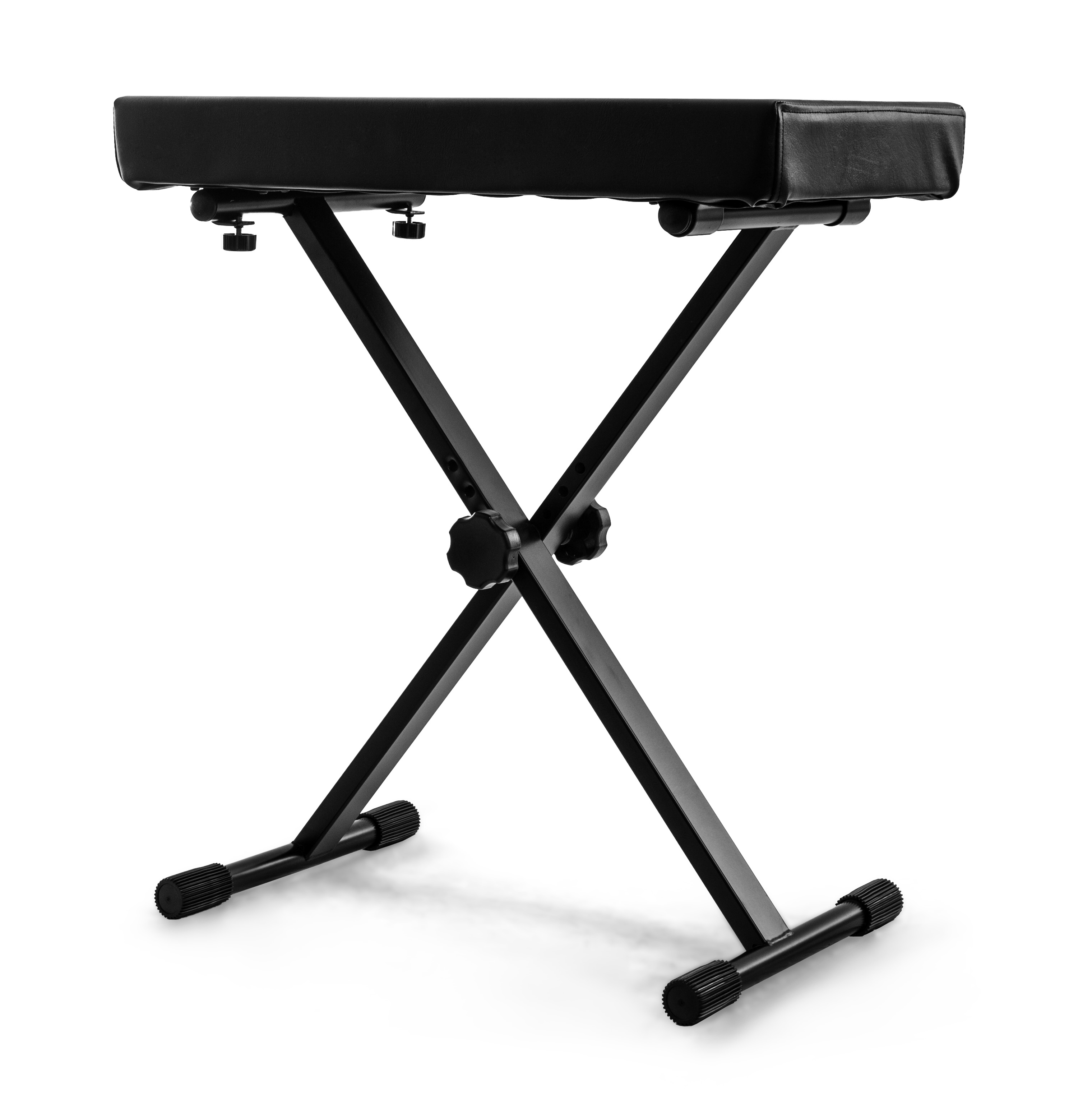 Nomad NKB-5501 Deluxe Extended Height X-Style Keyboard Bench