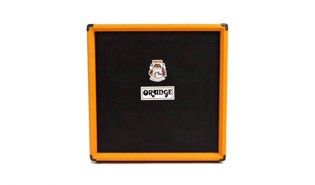 Orange OBC410H 4 x 10 Bass Guitar Speaker Cabinet
