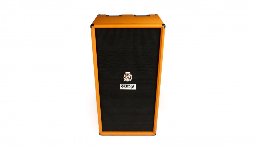 Orange OBC810 8 x 10 Bass Guitar Speaker Cabinet