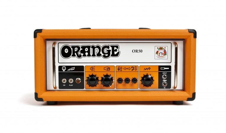 Orange OR50H 50W Guitar Amp Head