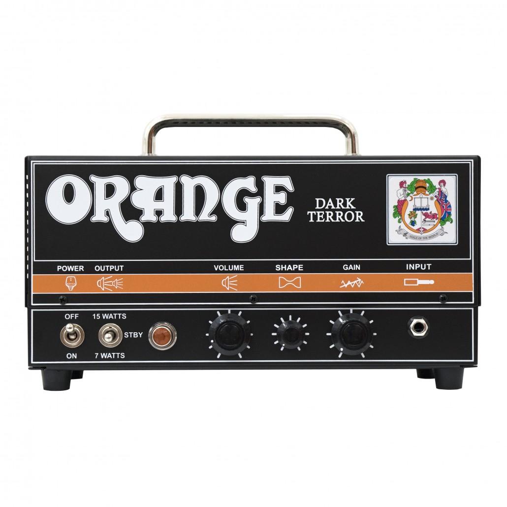 Orange Dark Terror 15W Guitar Amp Head