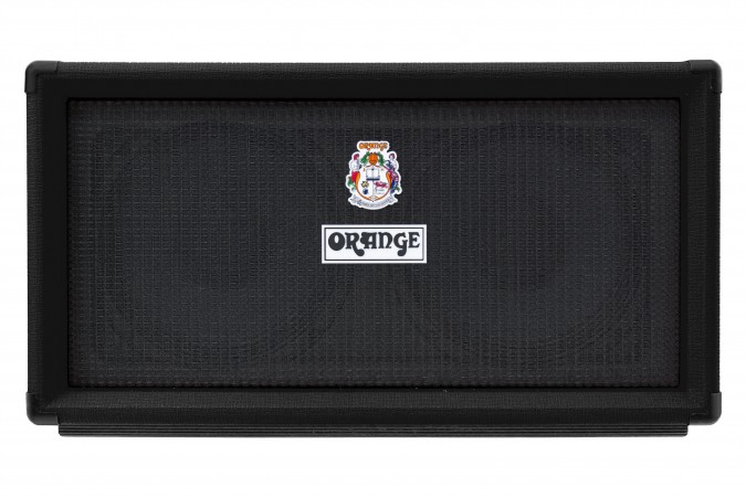 Orange OBC210 MINI 2×10 Black Bass Guitar Speaker Cabinet