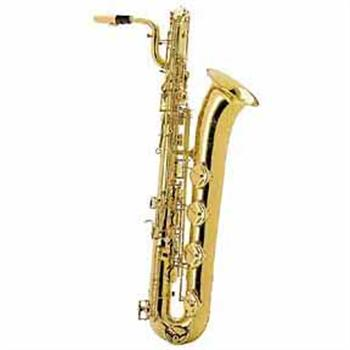 Keilwerth Model JK4300 Baritone Sax - Gold Lacquer