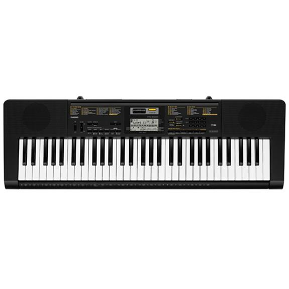 Casio - CTK-2400 - 61 Key Full Size Digital Keyboard
