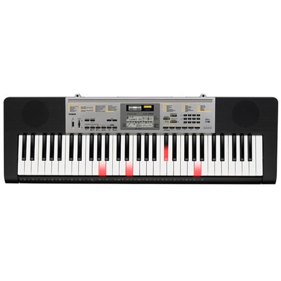 Casio - LK-260 - 61 Key Digital Keyboard w/Lighted Keys and USB Midi Interface