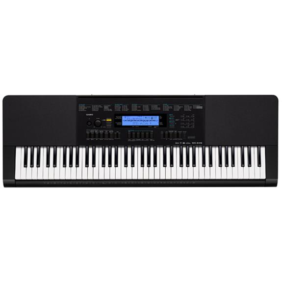 Casio - WK-245 - 76 Key Digital Piano w/USB Midi Interface