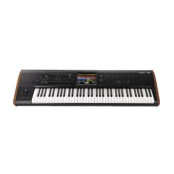 Korg Kronos 7 73 Key Workstation w/TouchView Display and Onboard Effects