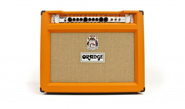 Orange Rockerverb 50 MKII Guitar Amp Combo