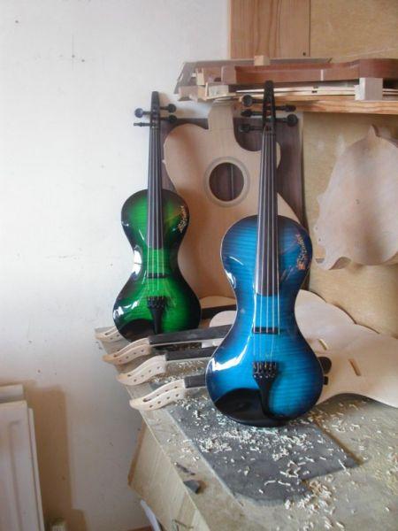 Akord Kvint Skyinbow S1 Violin
