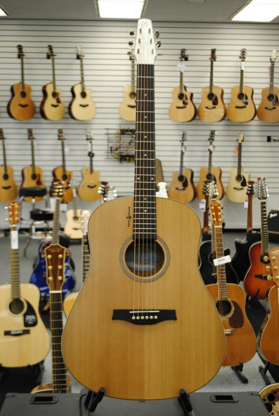 Seagull Natural Elements Cherry Wood SG AC1.5T
