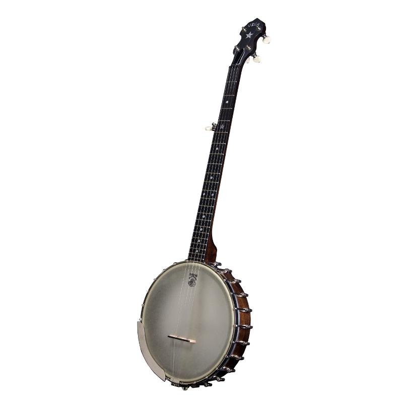 Deering Vega® Senator 5-String Banjo w/ True Tone Tailpiece