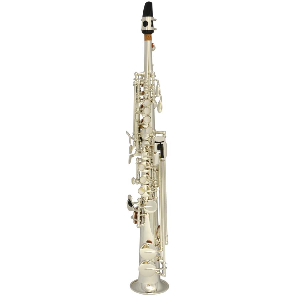 Schiller La Première Sopranino Saxophone - Silver Plated