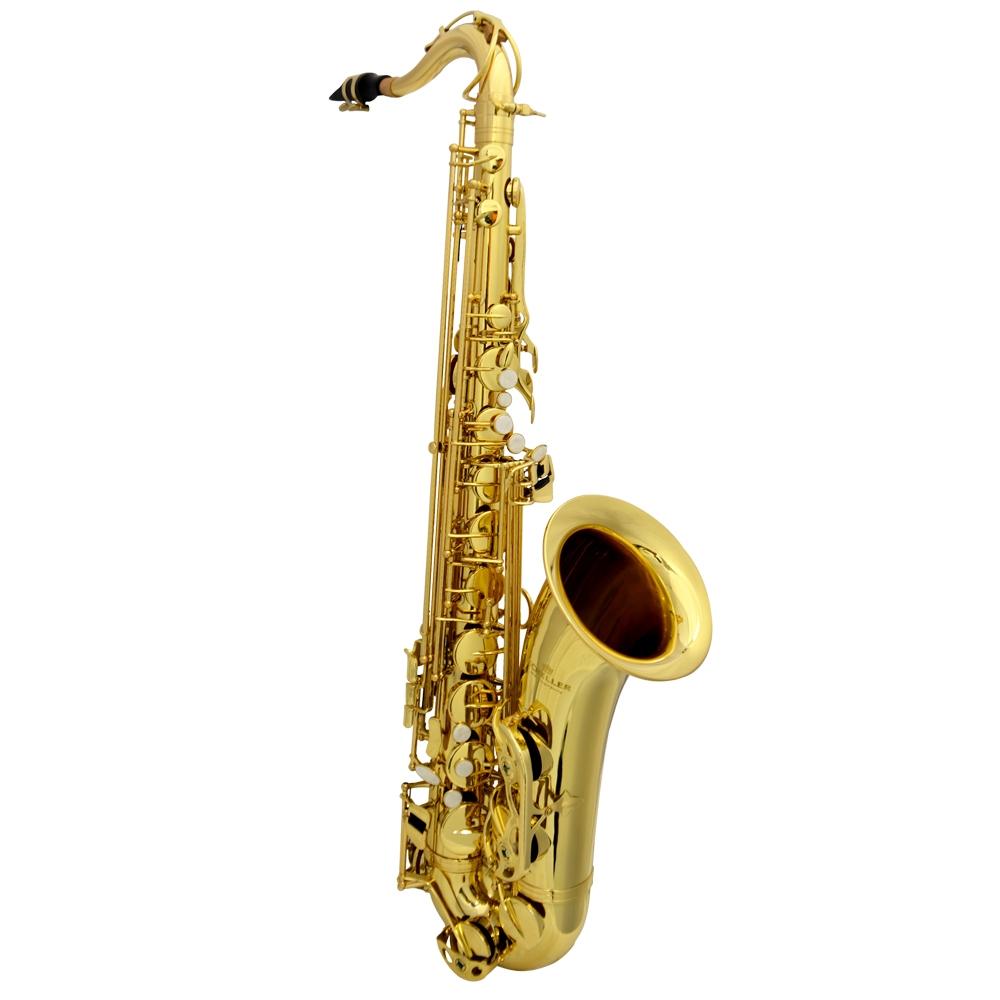 Schiller La Première Tenor Saxophone - Gold Lacquer