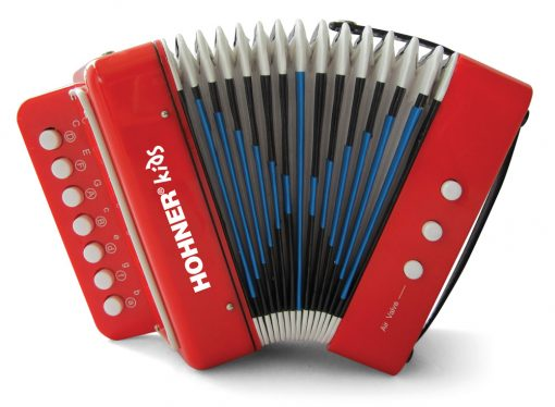 Hohner UC102 Toy Accordion