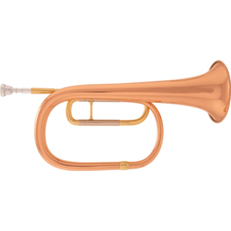 Kanstul Ceremonial Bugle in G
