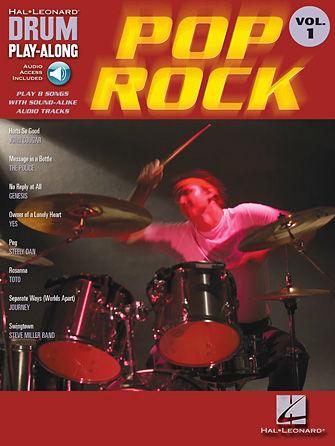 Pop/Rock - Drum Play-Along Series Volume 1