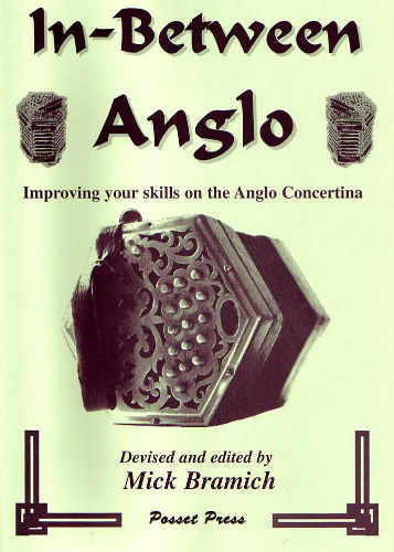 In-Between Anglo for Concertina Book