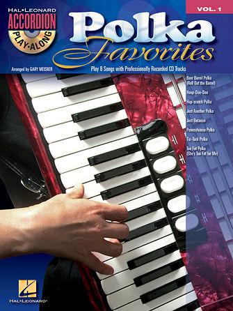 Polka Favorites Book and CD