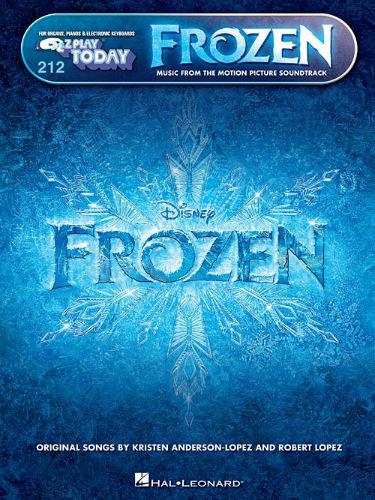 Frozen - E-Z Play® Today Series Volume 212